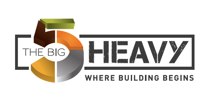 The Big 5 heavy_logo